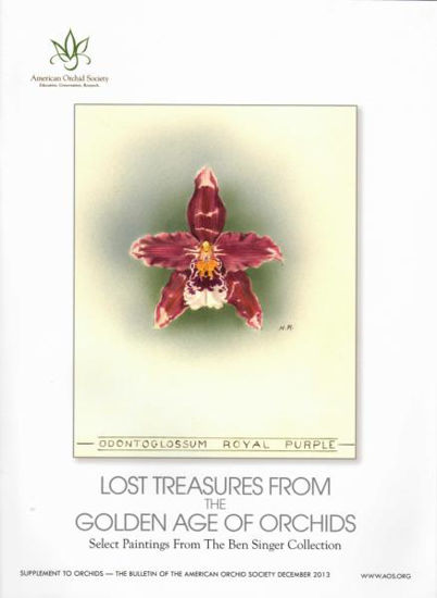 Picture of 2013/12 Lost Treasures from the Golden Age of Orchids